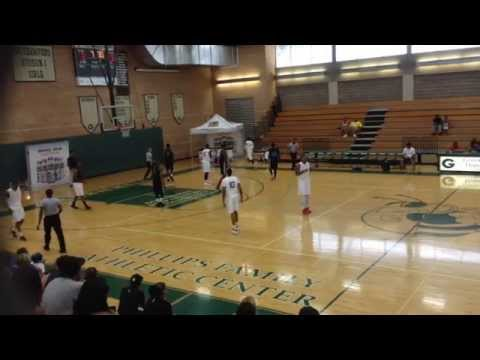 PRO AM GAME CAMERON MILES #20