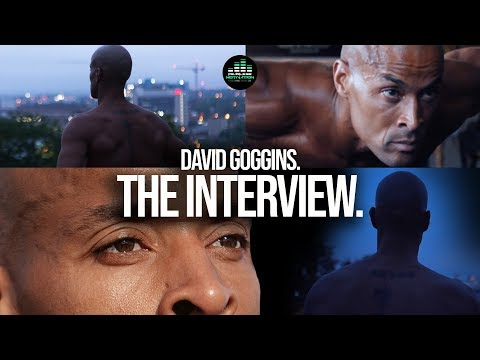 "The World's Toughest Man! - David Goggins ""THE INTERVIEW"""