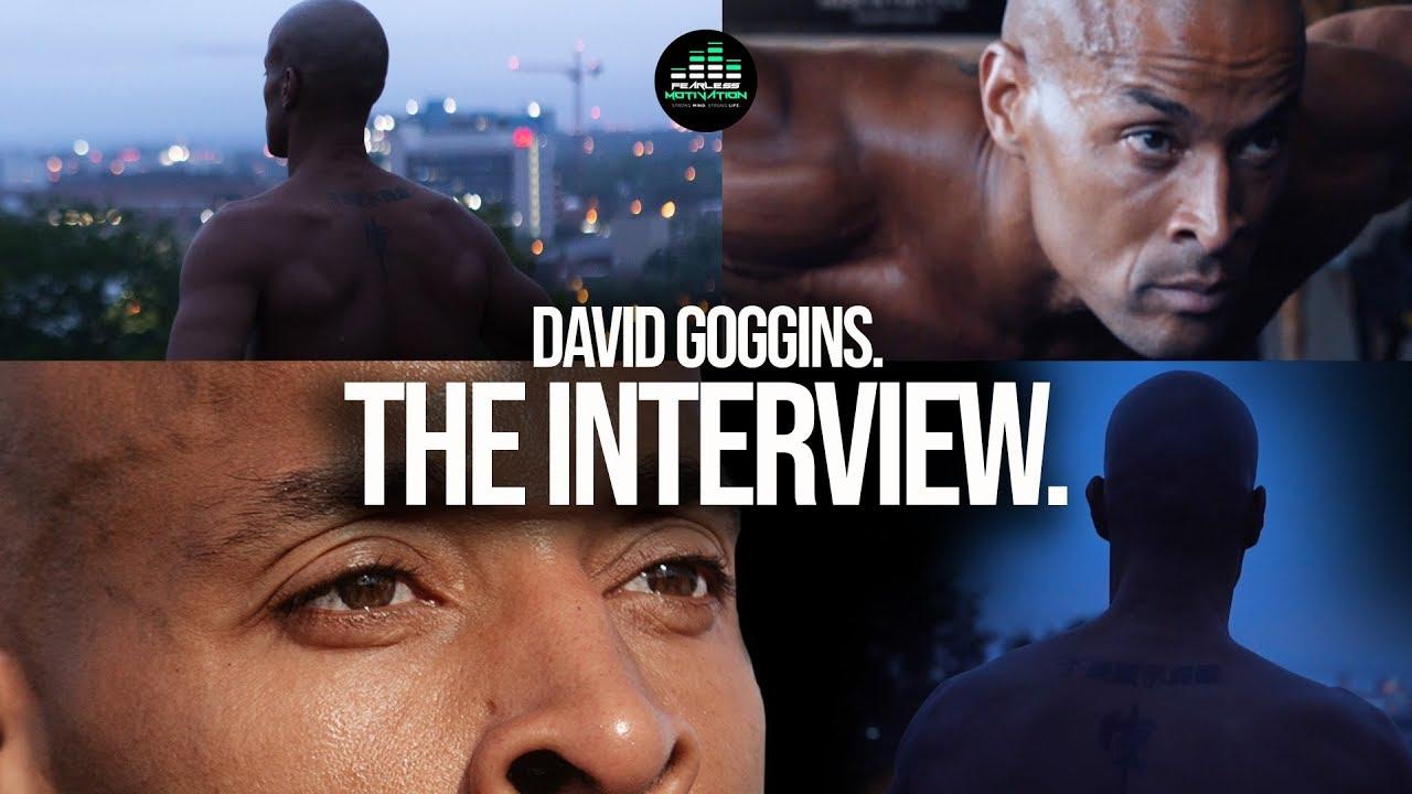 The World's Toughest Man! - David Goggins