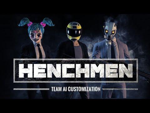 PAYDAY 2 Guía Henchmen: Cómo armar un buen equipo de BOTS