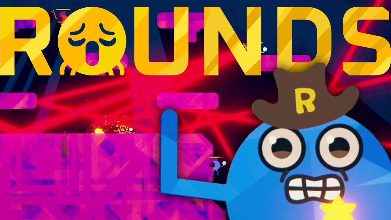 Download Rounds - FREAKIN' LAZERS!! (4-Player Gameplay)