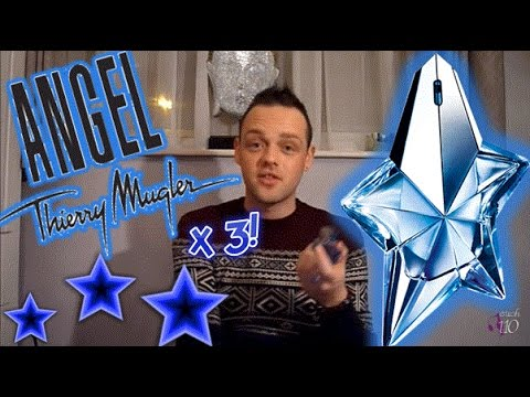 Thierry Mugler Angel (Original, Liqueur & Taste Of Fragrance) REVIEW!