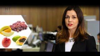 Minuto HF: Exportações de frutas em 2017
