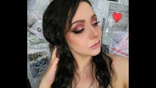 Вечерний макияж бюджетной косметикой Благодарна бренду Не думала что моя кожа может быть такой