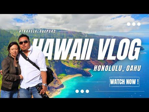 5 Days in Oahu Hawaii  | Nepali Brewboy Channel