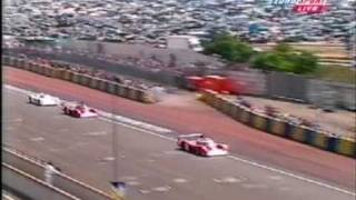 1999 - Le Mans - The start of the race
