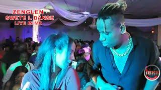 Swete l Danse. Konkou Gouyad Zenglen live in Maryland. 21 SEPT 2019 LEX