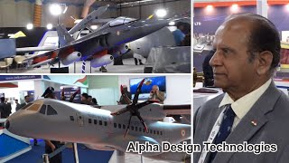 Alpha Design Technologies showcased its capabilities in the defence & aerospace at Aero India 2019