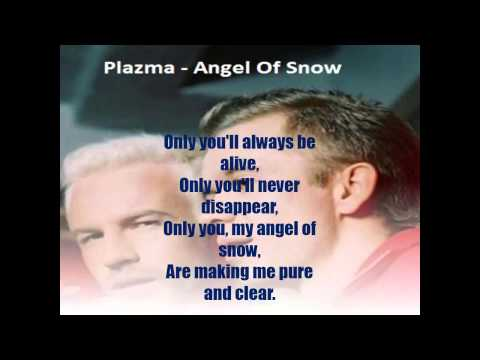 Plazma -  Angel of snow (lyrics)