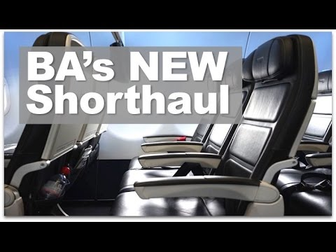British Airways NEW Shorthaul Seats | Ibiza ✈ Heathrow BA EuroTraveller Reviewed