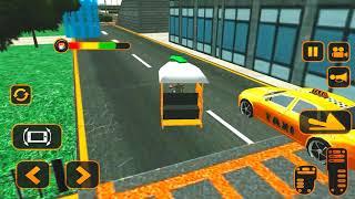 Chingchi Rickshaw Game | Tuk Tuk Chingchi Auto Rickshaw Game | Auto Driving | LR Gameplay screenshot 4