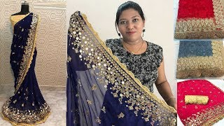 Stylish & Designer Sarees Collections ll Online Shop ll 5 June 2018