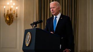 Biden's speech on implementing coronavirus relief package - 5/5 (FULL LIVE STREAM)