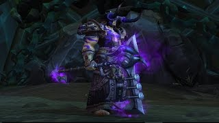 How to get the HIDDEN Affliction Warlock Artifact Skin - Essence of the Executioner