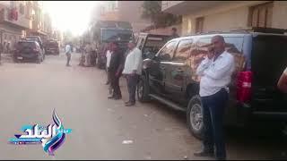 مساعد وزير الداخلية ومدير أمن قنا يقودان حملة لإعادة الهدوء لقرية كوم هتيم.. فيديو