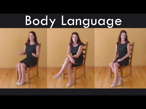 Women: Your body language says a lot! Do you look submissive?