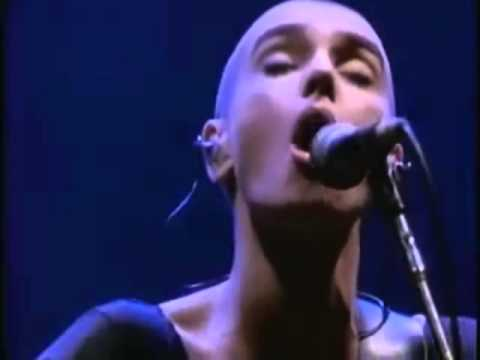 Sinead O'Connor Live  The Last Day of Our Acquaintance