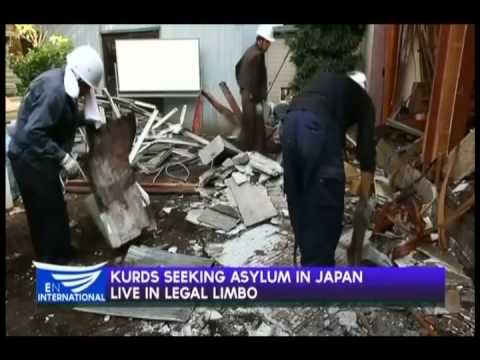 Kurds seeking asylum in Japan live in legal limbo