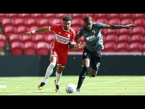 17/18 // FCA in England // Testspielniederlage gegen Middlesbrough