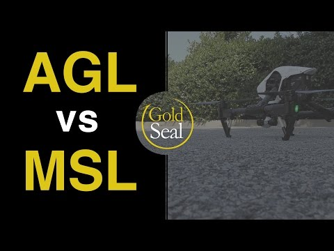 Part 107 Remote Pilot Test | AGL vs  MSL with FAA 107 Questions!