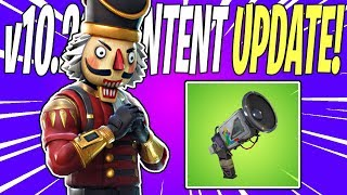 NEW Hot Mix Pistol & Crackshot Weekly Quest! v10.20 Content Update | Fortnite Save The World News
