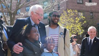 Jumaane Williams Endorses Bernie Sanders for President .It's critically important to have someone like Bernie Sanders in office after we get rid of #45, because we have to have someone in there who's not just going to ..., From YouTubeVideos