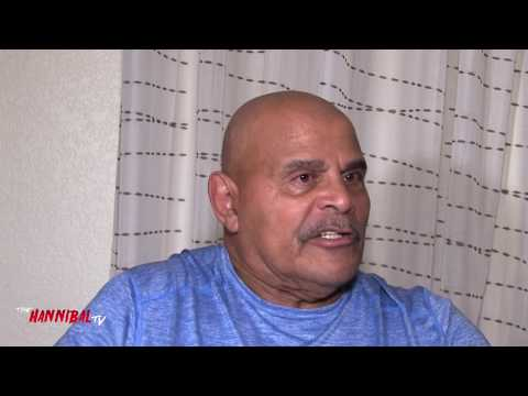 Rocky Johnson on Haku