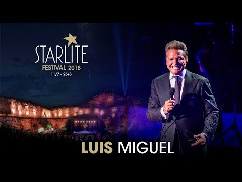 Luis Miguel - RESUMEN | Starlite Festival