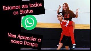 A Minha Dancinha Viralizou - Ensinando passo a passo Ft. Pepê thumbnail