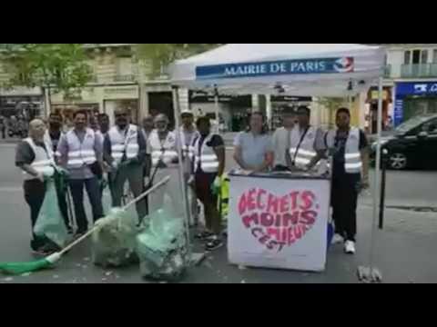 Rathinavani 90.8 Community Radio Talks on Clean Paris Project