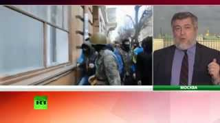 видео Что Россия делает с Украиной. Донецк, 13 03 2014