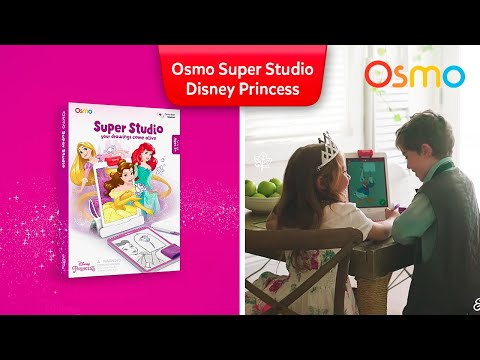 Osmo Super Studio Disney Princess