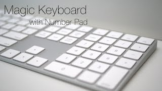 Gambar cover Apple Magic Keyboard With Number Pad Review