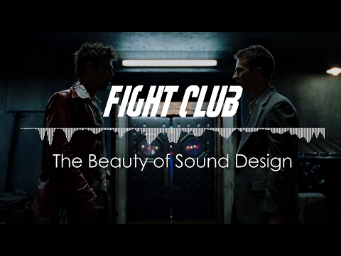 Fight Club | The Beauty of Sound Design Mp3
