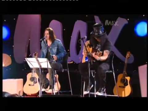 Slash & Myles Kennedy MAX Sessions - Civil War (Acoustic)