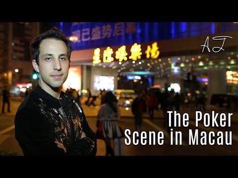 The Poker Scene in Macau [Ask Alec]