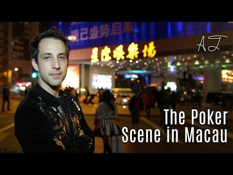 The Poker Scene in Macau [Ask Alec]