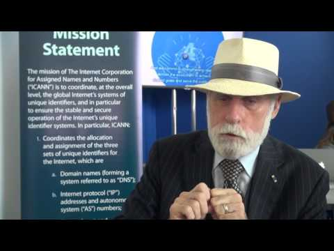Global IGF 2015: Vint Cerf on Connecting Billions More
