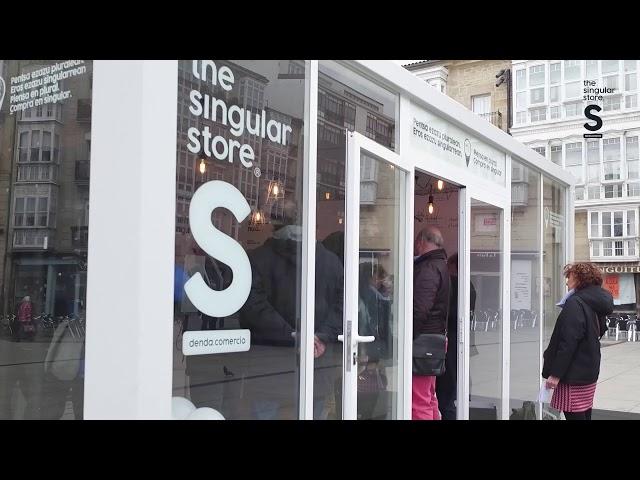 Inauguración de The Singular Store