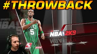 NBA2K9 Throwback Gameplay