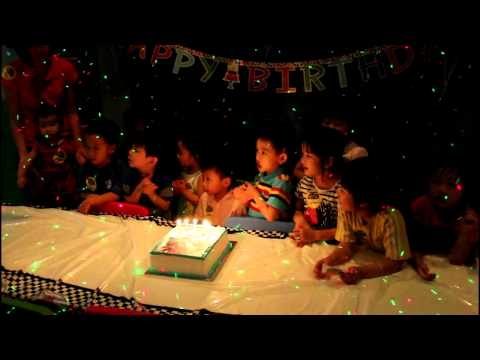 Jayden's Birthday @Amazonia - 14 Dec'14 (4)