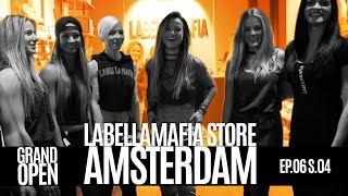 Grand Open Labellamafia Store Amsterdam