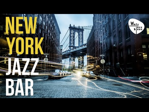 New York Jazz Bar - Piano Bar Lounge Selection