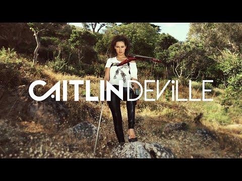 Numb (Linkin Park) - Electric Violin Cover | Caitlin De Ville