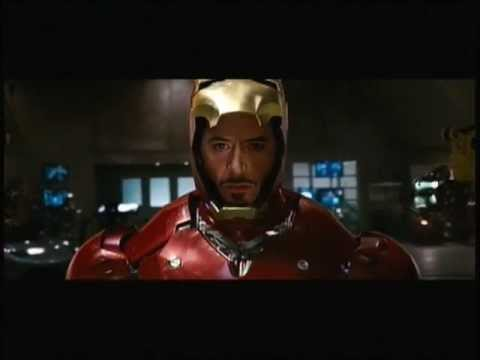 Iron man theme song - Iron man Iron man Does whatever an Iron can
