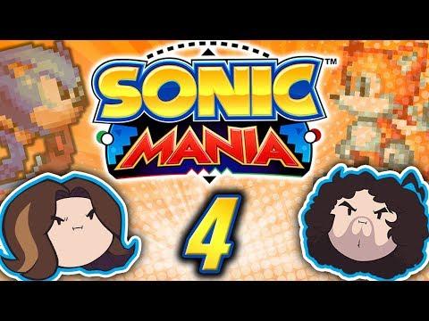 Sonic Mania: Junk Pain - PART 4 - Game Grumps |