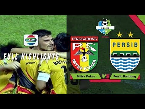 Mitra Kukar (1) vs (0) Persib Bandung - Full Highlights   Go-Jek Liga 1 Bersama Bukalapak
