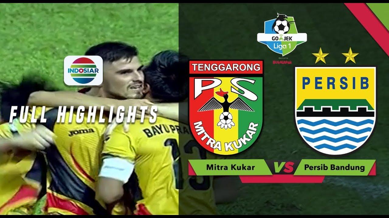 Mitra Kukar 1 Vs 0 Persib Bandung Full Highlights