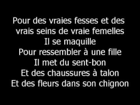 Mademoiselle (Lyrics) - Zaza Fournier