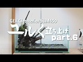 【植栽】スリム水槽をユルく立ち上げ part.6|アクアリウム動画